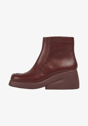 KAAH - Classic ankle boots - burgund