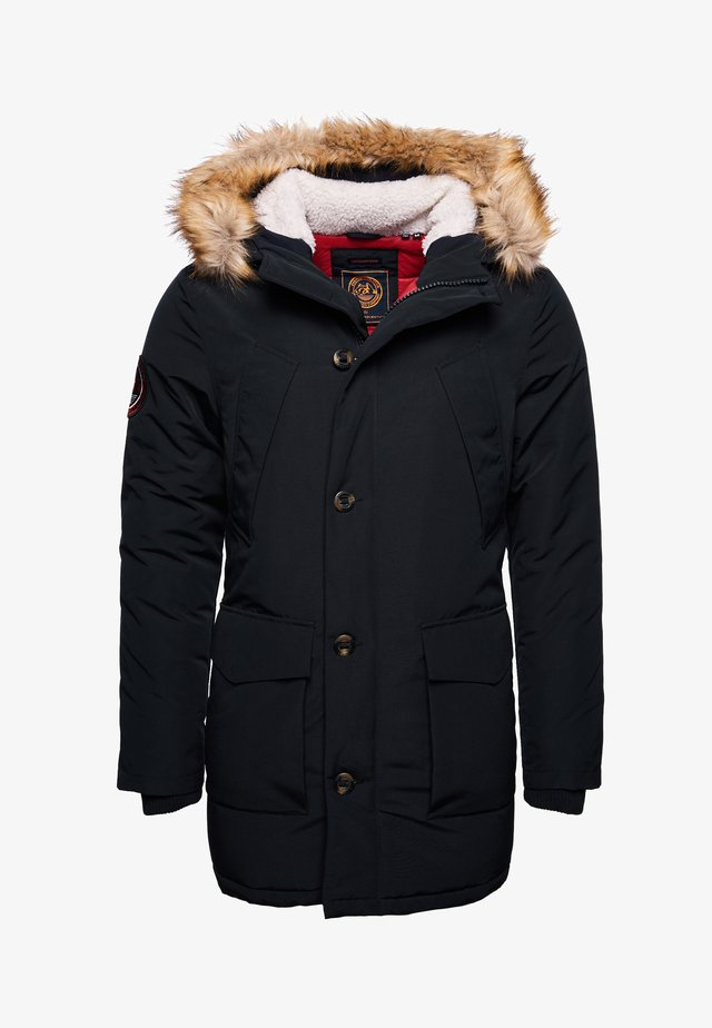 EVEREST  - Cappotto invernale - eclipse navy