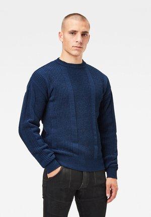 CHENN - Pullover - sartho blue