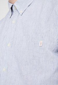 HKT by Hackett - BENGAL - Camicia - white/navy - 4