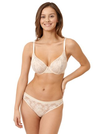 Underwired bra - ivory