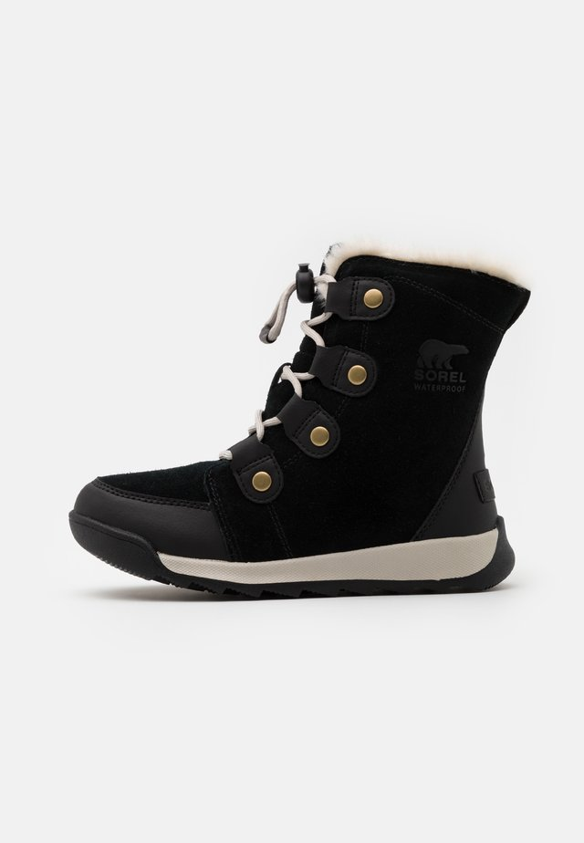 YOUTH WHITNEY II - Snowboots  - black