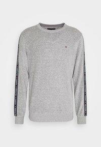 Pyjama top - mid grey heather