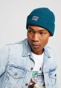 Obey Clothing - JUNGLE BEANIE - Lue - pine - 1