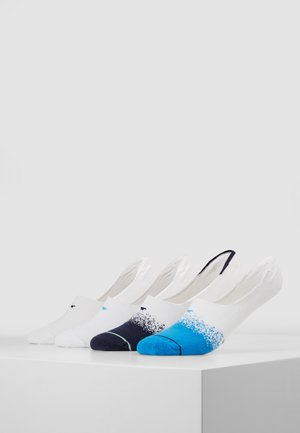 INSHOE GRADIENT 4 PACK - Calcetines tobilleros - blue