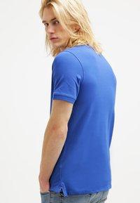 Selected Homme - SLHARO EMBROIDERY - Polo shirt - monaco blue - 2