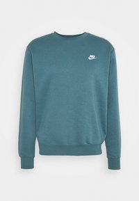 Nike Sportswear - CLUB - Sweatshirt - ash green/white - 0