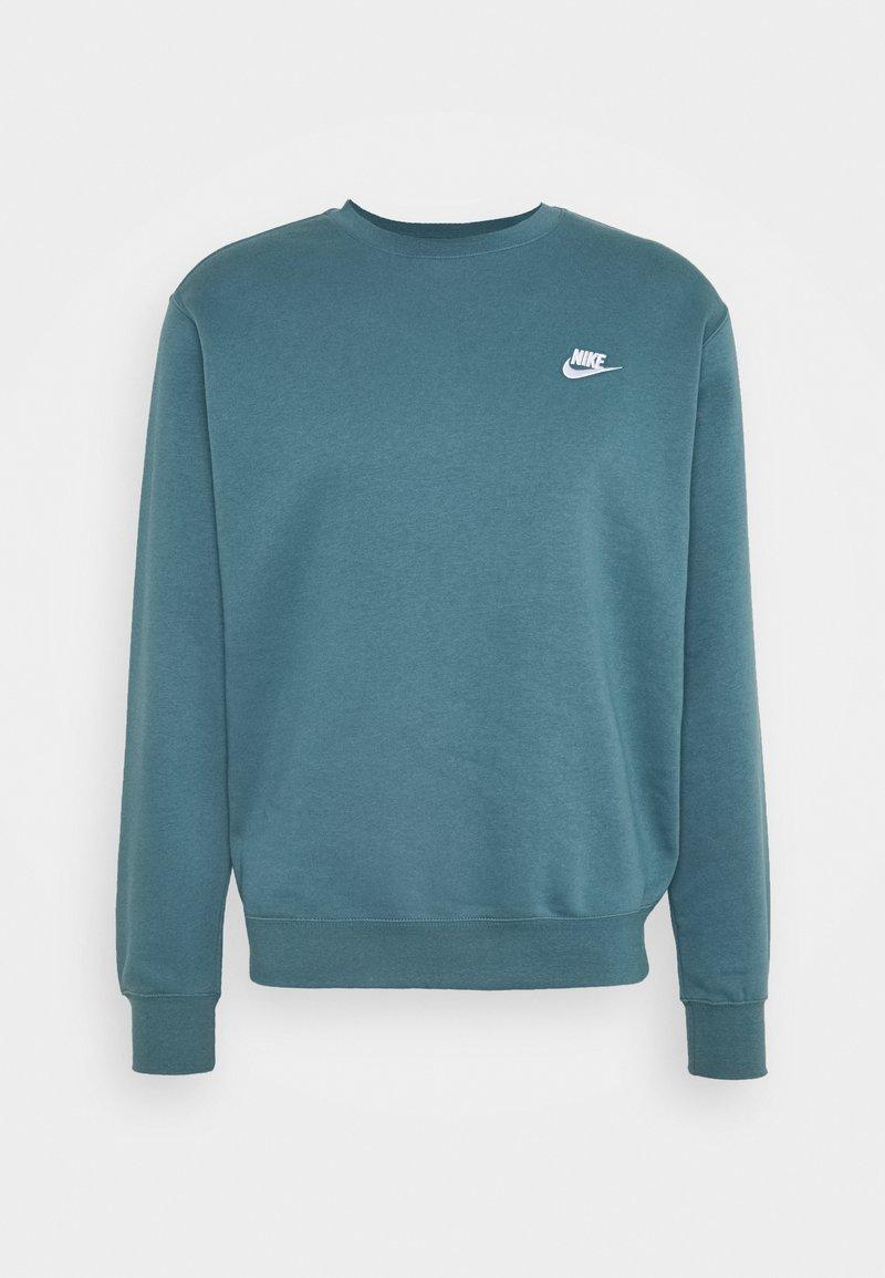 Nike Sportswear - CLUB - Sweatshirt - ash green/white