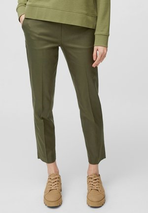 Chinos - native olive