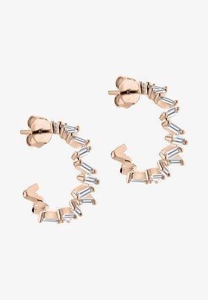 Earrings - rose gold