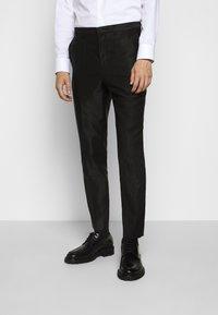 HUGO - GERMAN - Suit trousers - black - 0