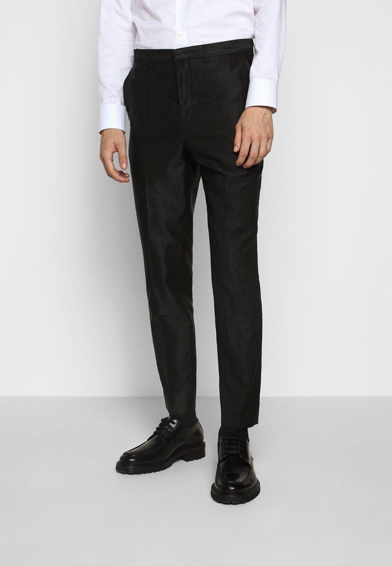 HUGO - GERMAN - Suit trousers - black