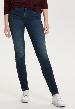 CARMEN - Jeans Skinny Fit - dark blue denim