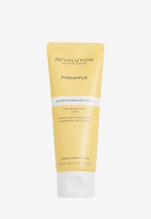 REVOLUTION SKINCARE PINEAPPLE ENZYME GLOW GOMMAGE PEEL - Face scrub - -