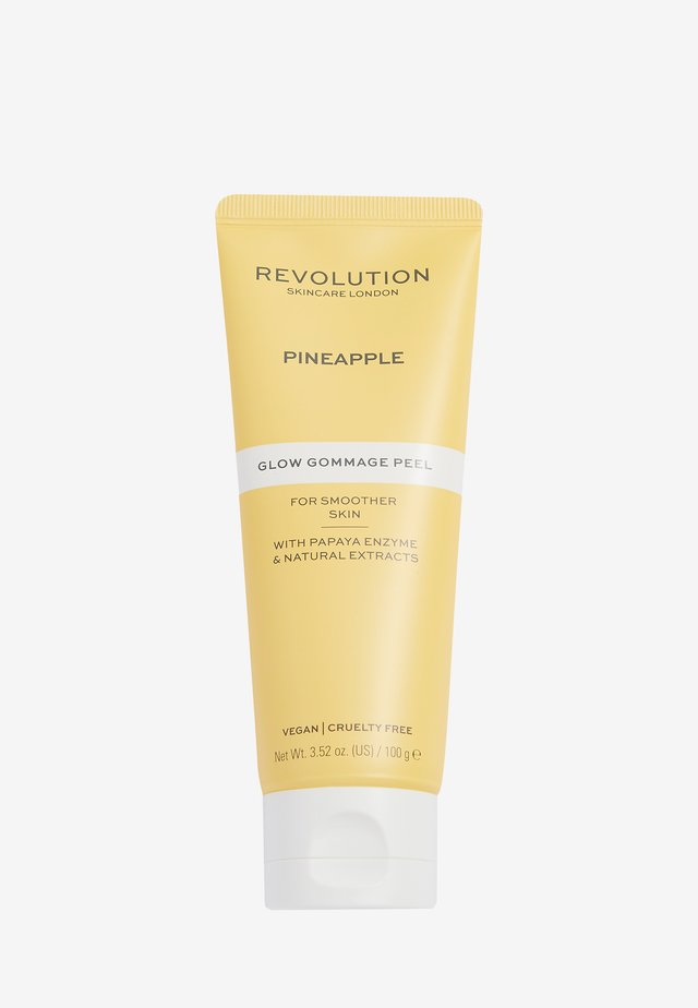 REVOLUTION SKINCARE PINEAPPLE ENZYME GLOW GOMMAGE PEEL - Gommage - -
