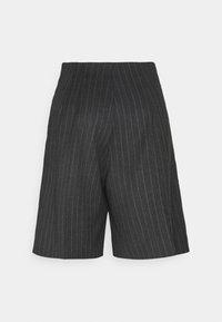 Lovechild - MARIN - Shorts - mottled dark grey - 1