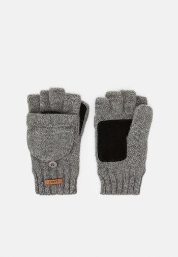HAAKON BUMGLOVES BOYS - Gloves - heather grey