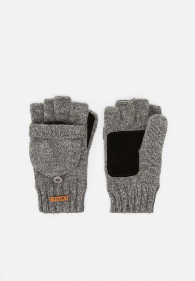 HAAKON BUMGLOVES BOYS - Fingervantar - heather grey