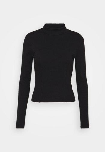 DISA - Camiseta de manga larga - black
