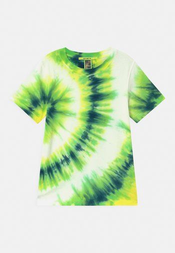 PLACED TIE DYE  - Print T-shirt - multi-coloured