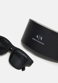 Armani Exchange - Sunglasses - black/white - 1