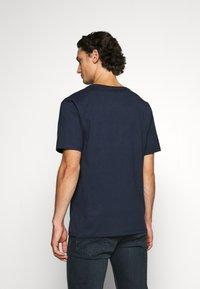 Dickies - CAMPTI TEE - Print T-shirt - navy blue - 2