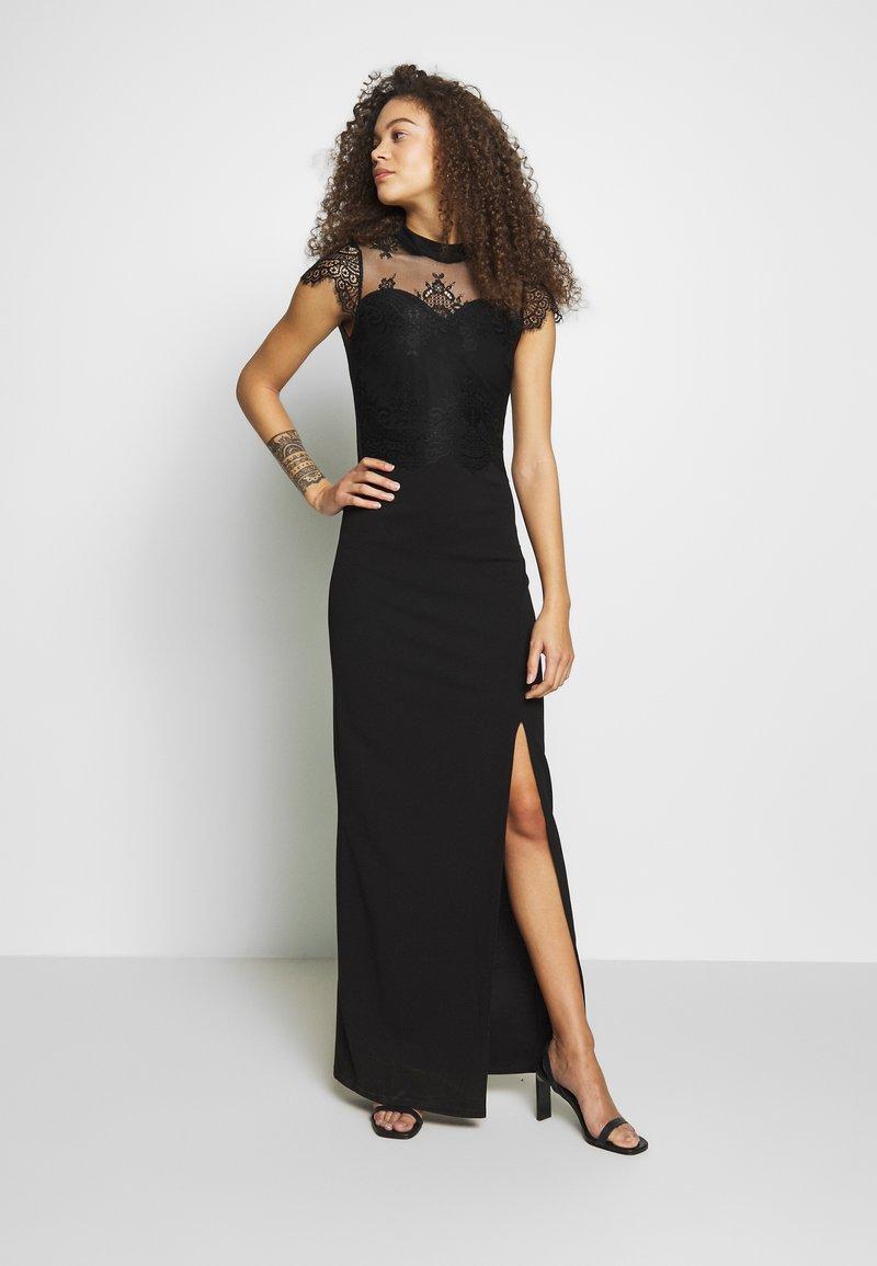 SISTA GLAM PETITE - AMIE - Suknia balowa - black