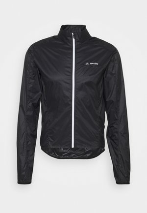 MENS AIR JACKET III - Větrovka - black