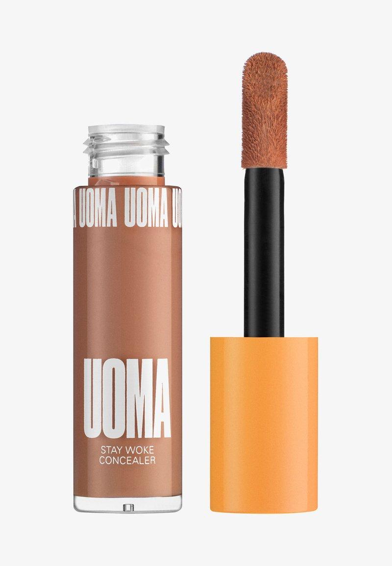 UOMA - STAY WOKE CONCEALER - Concealer - t1 brown sugar