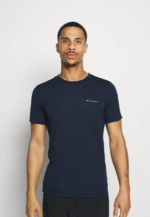 MAXTRAIL LOGO TEE - Print T-shirt - collegiate navy