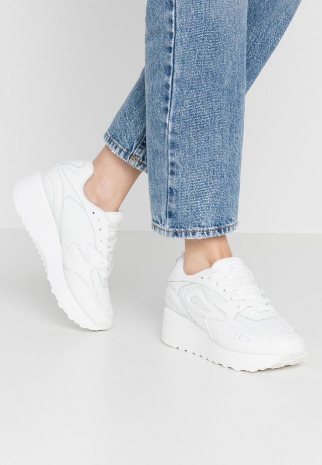 DOROGA ZEPPA  - Sneakers basse - white