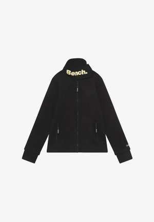 MONICA - Zip-up hoodie - black