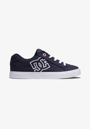 CHELSEA - Sneakers laag - navy/white