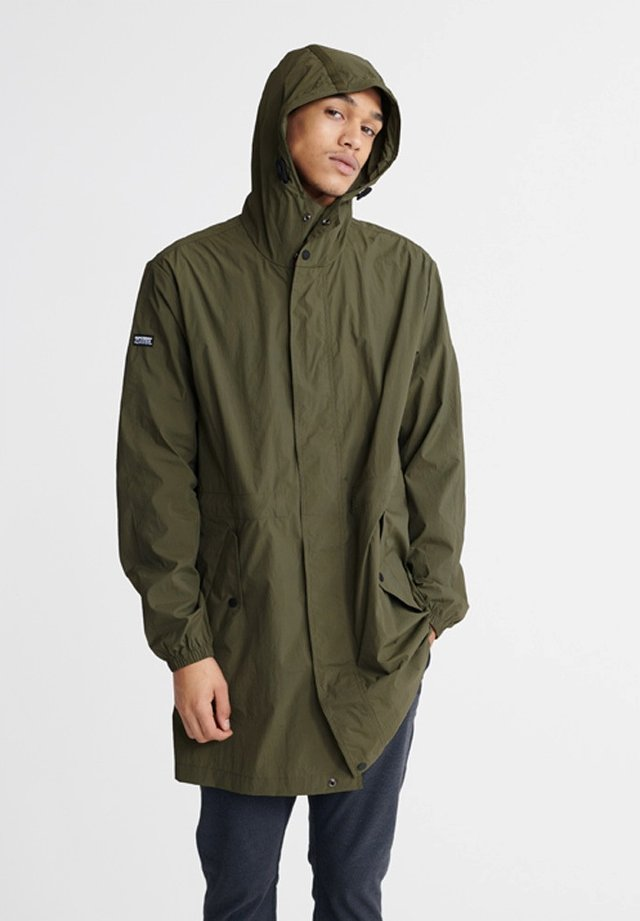 LIGHTWEIGHT - Parka - chive