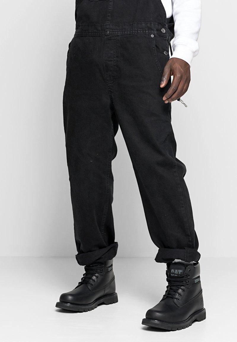 Cat Footwear - COLORADO - Šněrovací kotníkové boty - all black