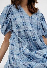 Object - OBJBEETA DRESS - Robe d'été - ensign blue/sky captain - 5