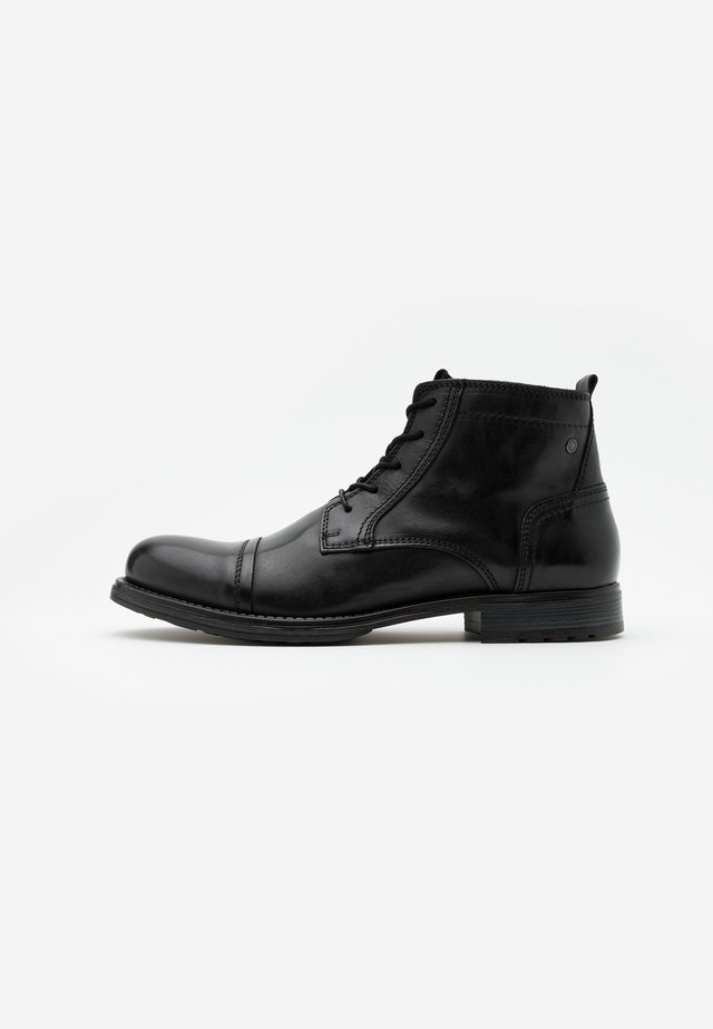 JFWRUSSEL MID - Bottines à lacets - anthracite