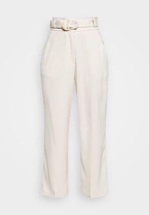 ELLORA TROUSER - Trousers - cream