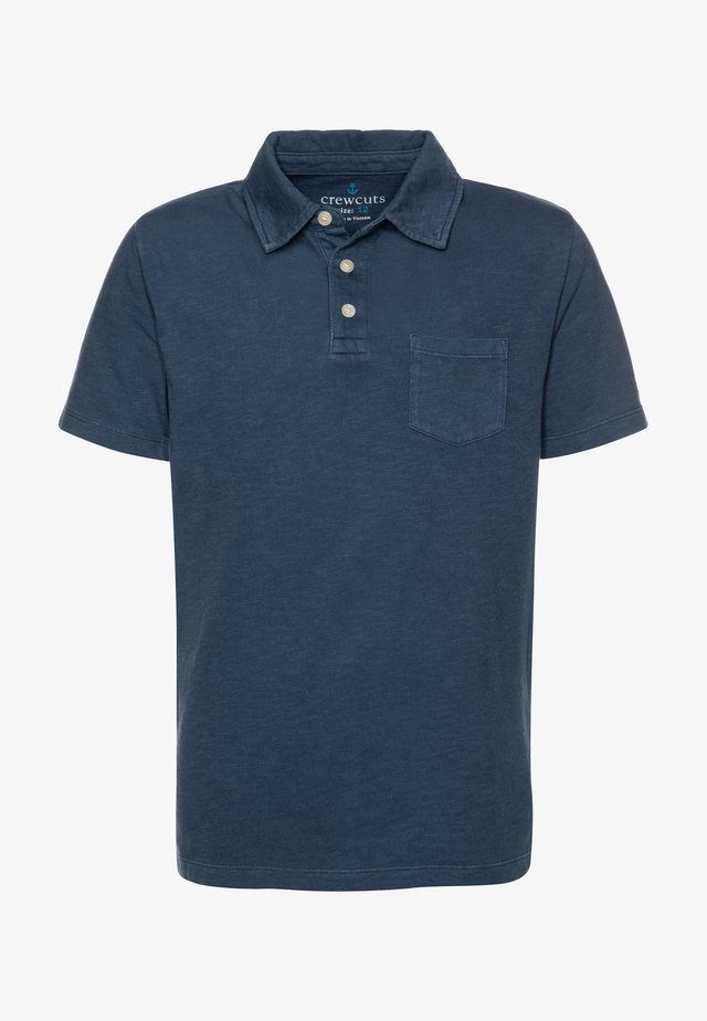 DYE  - Polo shirt - estate blue