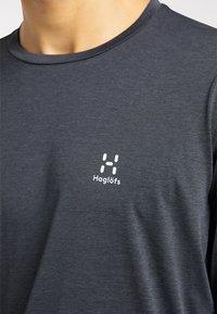 Haglöfs - Sports shirt - true black - 3