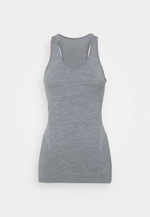 ATHLETE SEAMLESS WORKOUT - Top - charcoal grey