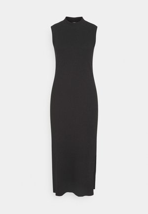 LORENE DRESS SCALE - Jumper dress - black dark