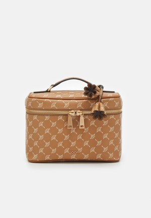 CORTINA FLORA WASHBAG - Trousse - cognac