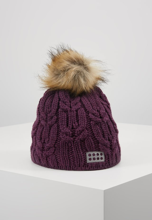 WAMANDA - Mütze - bordeaux
