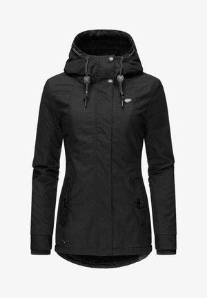 MONADE - Winter coat - black