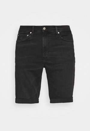 Jeansshorts - denim black
