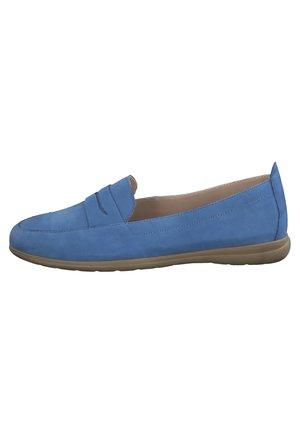 Półbuty wsuwane - blue