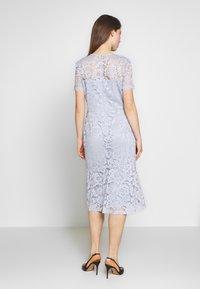 Lauren Ralph Lauren - KAMI DRESS - Vapaa-ajan mekko - toile blue - 2
