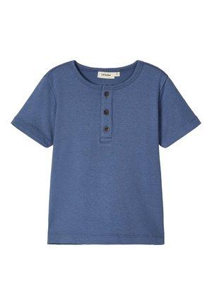 T-SHIRT KURZARM - Basic T-shirt - vintage indigo