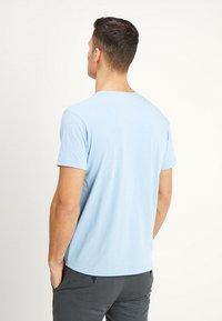 GANT - ORIGINAL - T-shirt - bas - capri blue - 2